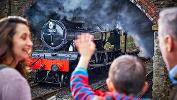 Family Getaway on the Severn Valley Railway!
