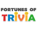 Fortunes of Trivia - Quiz Game logo. Good Quizzers shall be rewarded!!!