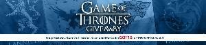 Game of Giveaways: Game of Thrones