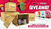 GFUEL GIVEAWAY! 5x Tubs + 5x Shakers | 5 Winners!!