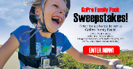 GoPro Family Pack Sweepstakes