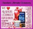 "Grand prize = $250 Amazon Gift Card;2nd & 3rd = 7"" Kindle Fire ; 4th & 5th = First Date Candle."