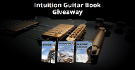 Guitar Book Giveaway