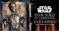 Han Solo in Carbonite Life-Size Figure ($7,499)