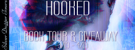 Hooked - Book Tour and Giveaway