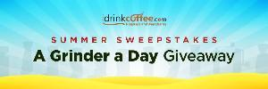 iDrinkCoffee.com Summer Sweepstakes! More than $16,500 in prizes