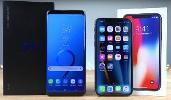 iPhone X and Galaxy S9 Plus Giveaway!