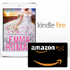 Kindle Fire, $50 or $25 Amazon Gift Card