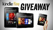 Kindle Fire HD8 or $75 Amazon Gift Card