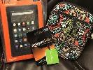 Kindle Fire w/Case
