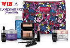lancome gift package
