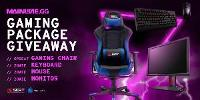 Mainline.GG Gaming Package Giveaway