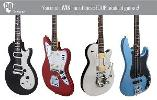 Modded Guitars ($565-$860)
