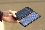 Modularis Systems Snap-Panel USB C Solar Battery Charger