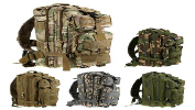 Molle Men's Outdoor Military Backpack