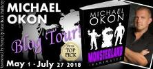 Monsterland Reanimated by Michael Okon ~ Review and Giveaway