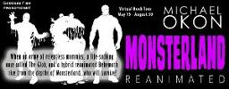 MONSTERLAND REANIMATED & Giveaway