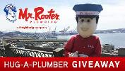 mr rooter mascot