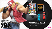 Nintendo Switch, Super Smash Bros. Ultimate, and Fighters Pass Giveaway