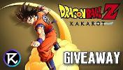 One lucky person will win a copy of Dragon Ball Z: Kakarot!