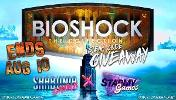 ONE LUCKY WINNER WILL RECEIVE...1x Bioshock Collection Steam Key  The Key Includes:  • Bioshock 1  • Bioshock 2  • Bioshock Infinite!!