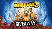 ONE LUCKY WINNER WILL RECEIVE..1x Borderlands 3 Xbox game!!