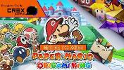 ONE LUCKY WINNER WILL RECEIVE..Paper Mario: The Origami King- Digital Copy for the Nintendo Switch!