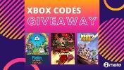 ONE LUCKY WINNER WILL RECIEVE, One of these Xbox game codes for either Knight Squad 2, Rain on Your Parade or Super Meat Boy Forever.-3 WINNERS!