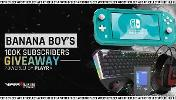One lucky winner will win a Nintendo Switch Lite and a keyboard, mouse, sdd, and headset from Viper Gaming!!