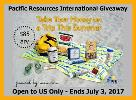 PRI Take Your Honey on a Summer Trip Giveaway