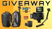 Prize Pack includes: Go-Pro HERO 8 Black, Light Mod,Media Mod,Display Mod,3 Way Arm Tripod Dual Battery Charger + Battery,Go-Pro Weather Resistant Sportpack & SanDisk Extreme 64GB micro SDXC!!