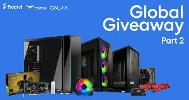 Prizes: - 1. Define S2 Vision + Ion+ 860 Platinum + Prisma AL-14 + T-FORCE DARK Z DDR4-3200 2x8GB and T-FORCE VULCAN 250GB SSD; 2. Vector RS  + Ion+ 860 Platinum + Prisma AL-14 + Galax Gen4 HOF SSD + more...