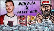 Prizes = 1000 V-Bucks-1 winner; GFUEL Starter Kit of Choice-1 winner; GFUEL Starter Kit of Choice-1 winner; Custom DRAWN Header Done By Paint God-1 winner; Hypesauce GFUEL Flavor-1 winner; PEWDIEPIE Inspired GFUEL Flavor-1 winner.