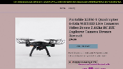 Quadcopter Helicopter Drone (£35)