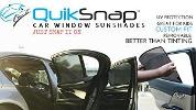 QuikSnap Car Window Sunshades Kickstarter Giveaway