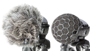 Rode Stereo VideoMic X ($599)