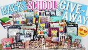 School Supplies Giveaway!
