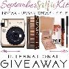 September Selfie Kit Giveaway