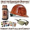 Skullgard Hard Hat, Safety Glasses, 40oz Stainless Tumbler, 22 Pack Vinyl Stickers