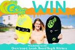 Slyde Handboards HOT NEW Grom Board Prize Package