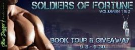 SOLDIERS OF FORTUNE Giveaway to Celebrate the Romance Episodic Anthology - prizes include $50 GC, bestselling eBooks, and print titles from today's bestselling romance authors