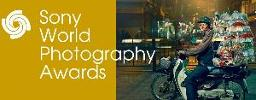 Sony Photo awards banner