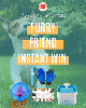 Spin to win prizes for your pet!