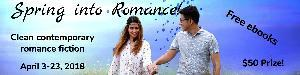 Spring into Romance: Clean Contemporary Romances Giveaway