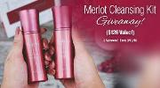The Merlot Cleansing Kit Giveaway!