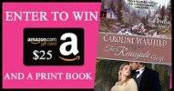 The Renegade Wife $25 Amazon Card & Print Book Giveaway From Caroline Warfield