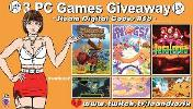 """This is a giveaway for 3 Pc (steam) Games, good luck to all:  Game """"Monster Sanctuary"""" (Steam), Game """"Phogs!"""" (Steam) & Game """"Teratopia"""" (Steam)!"""