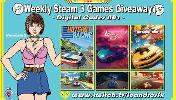 "This is a giveaway for: Game ""Hotshot Racing"" (Steam); Game ""Inertial Drift"" (Steam)& Game ""Super Cars Toy"" (Steam)!!"