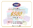 This is your chance to win a $250 gift card from Yazzii.com! And 7 winners stand a chance to win gift cards ranging from a value of $25-$250!