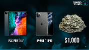 This week's prize is the choice between an iPad Pro, iPhone Pro, or $1000!!